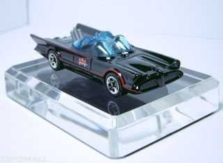 BATMOBILE BATMAN & ROBIN 66 GEORGE BARRIS DISPLAY MODEL BLACK 1966