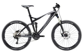 Ghost EBS AMR Lector Suspension Bike 2012
