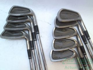 Cobra King Cobra Oversize Tour Iron Set 2 PW Steel Stiff Right