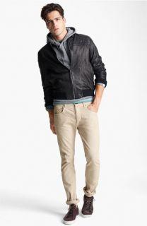 rag & bone Bomber Jacket, Hoodie, T Shirt & Slim Straight Leg Jeans