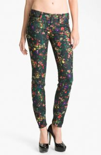 MOTHER The Looker Print Skinny Jeans (Magical Forest)