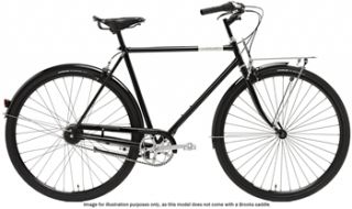 Creme Cafe Racer Doppio Mens Single Speed Bike 2012