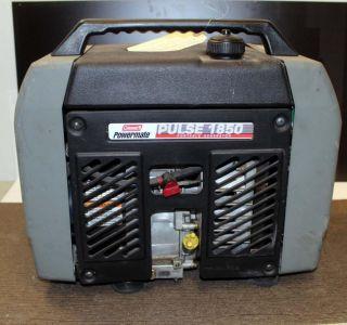 Coleman 1850 Powermate Generator 4 5HP Briggs PM0401850