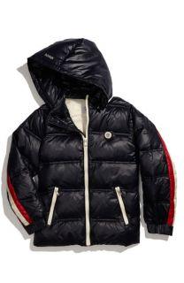 Armani Junior Puffer Coat (Big Boys)