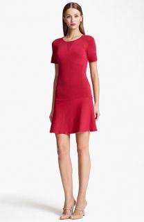 Moschino Cheap & Chic Drop Waist Knit Dress
