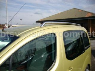 2008+ CITROEN BERLINGO PEUGEOT PARTNER ROOF RAILS BARS DACHRELING