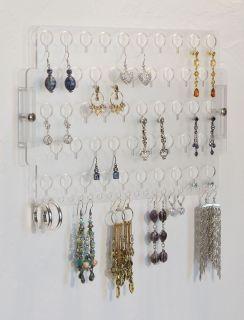 Holder Wall Jewelry Organizer Closet Jewelry Storage Rack