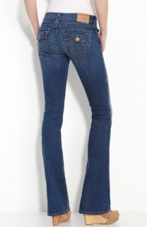 True Religion Brand Jeans Becky Bootcut Jeans (Del Mar Medium Wash)