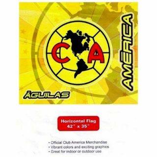 Club America Flag Bandera de Las Aguilas Del America