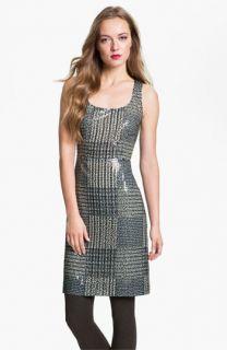 Tory Burch Bristol Sequin Shift Dress (Online Exclusive)
