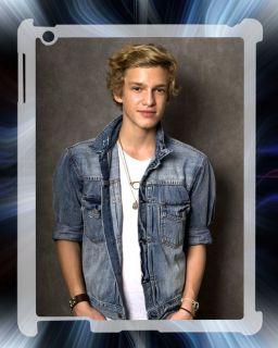 Cody Simpson Hard Back Case Cover for iPad2 iPad 2