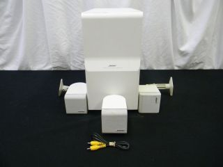 Bose Acoustimass 5 Series III Speaker System for Part or Repair