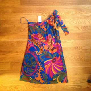 Banana Republic Trina Turk Coachella Dress Sz 4