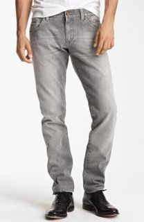 Dolce&Gabbana Slim Straight Leg Jeans (Medium Grey)