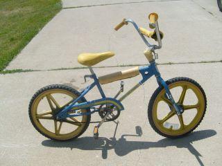 Vintage Columbia BMX Bike
