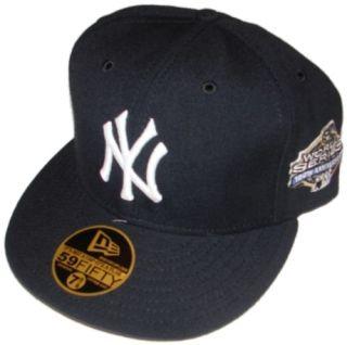 New York Yankees Hat Cap New Era World Series 100th Anniversary (7 1/2