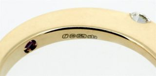 Mappin & Webb Roberto Coin Classica Parisienne 18k Yellow Gold Diamond