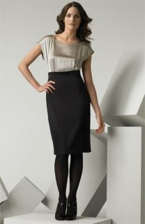 Max Mara Ireneo Two Tone Dress