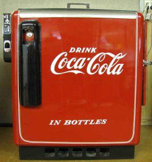 Coke Machine Coca Cola Slider Professionally Restored