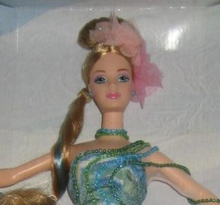 1997 Claude Monet Water Lily Barbie, Limited Ed., 1st in Series