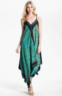 MICHAEL Michael Kors Scarf Maxi Dress