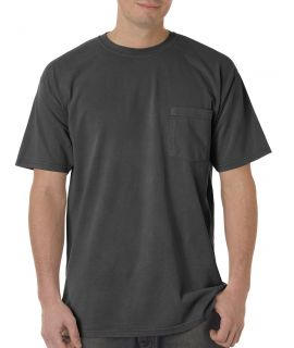 Chouinard Comfort Colors 6 1 oz Cotton Pigment Dyed Pocket T Shirt