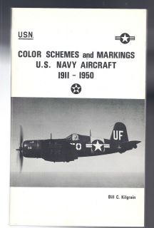 Color Schemes and Markings U s Navy Aircraft 1911 1950