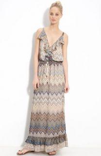 Pure Sugar Ruffled Maxi Dress