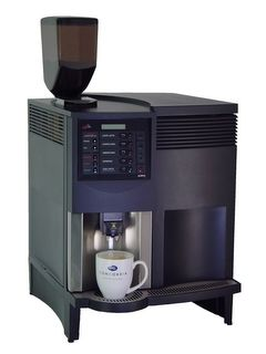 Cup Fully Automatic Commercial Coffee Machine Cafe Restaurant