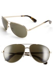 MARC BY MARC JACOBS 62mm Aviator Sunglasses