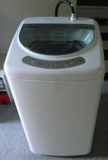 HAIER HLP21N COMPACT PORTABLE AUTOMATIC WASHER WASHING MACHINE PICKUP