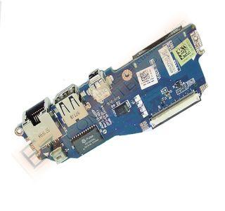 Dell Latitude E4200 USB Firewire Circuit Board Y580D