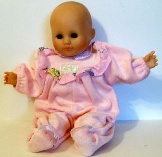 Zaph Creations Vinyl & Cloth Doll Collectible Doll Baby Doll