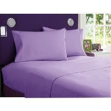 Complete Bedding Collection 1000 TC 100 Egyptian Cotton All Size Lilac