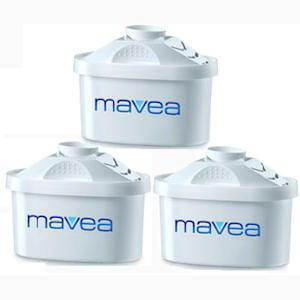 MAVEA MAXTRA COFFEE WATER FILTER 3 PACK FITS TASSIMO BOSCH NEW IN BOX
