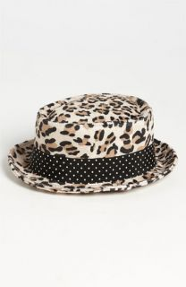 Juicy Couture Leopard Print Hat (Girls)