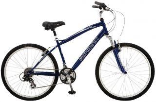 New Schwinn 26 Clear Creek Comfort Bike Bicycle 21 Speed Shimano