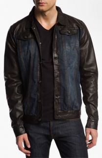 Paul Black Denim Jacket