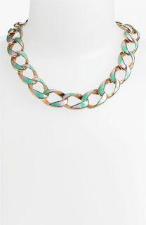 BP. Chain Link Statement Necklace