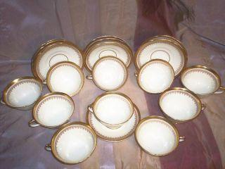 Vintage Collingwood Bone China from England Estd 1796