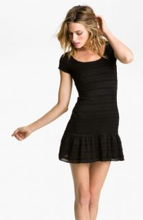 Free People Ruffle Drop Waist Dress