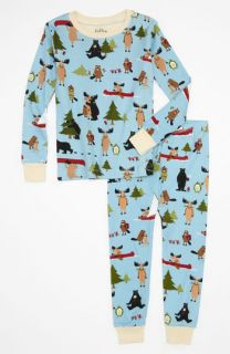 Hatley Two Piece Fitted Pajamas (Toddler)
