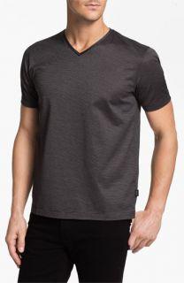 BOSS Black Eraldo V Neck T Shirt
