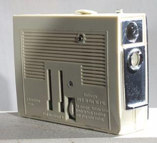 Vintage Westinghouse Escort Am Transistor Clock Radio
