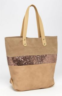 Steve Madden All That Glitters Tote
