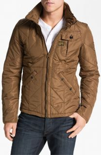 G Star Raw Quilted Nylon Jacket