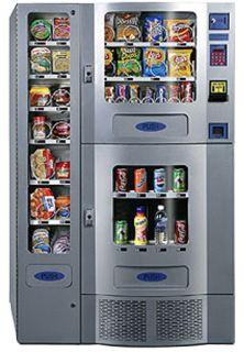combination vending machine for sale