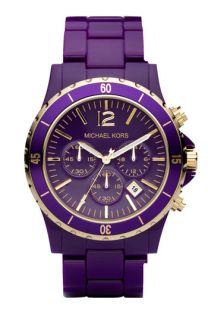Michael Kors Madison Resin Chronograph Watch