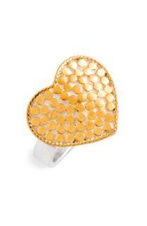 Anna Beck Gili Heart Ring