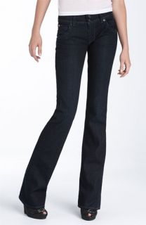 Hudson Jeans Triangle Pocket Bootcut Stretch Jeans (St. Martin) (Petite)